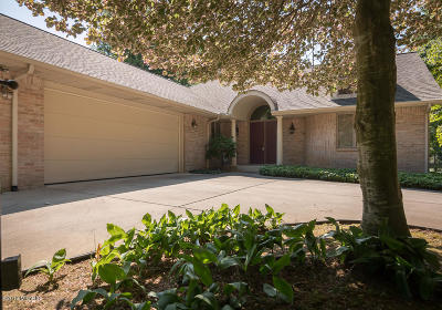 Van Buren County Single Family Home For Sale: 29651 Heritage Lane