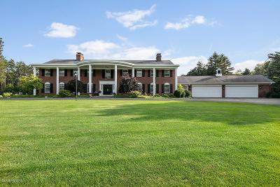 Grand Rapids Single Family Home For Sale: 6240 Glenstone Drive SE
