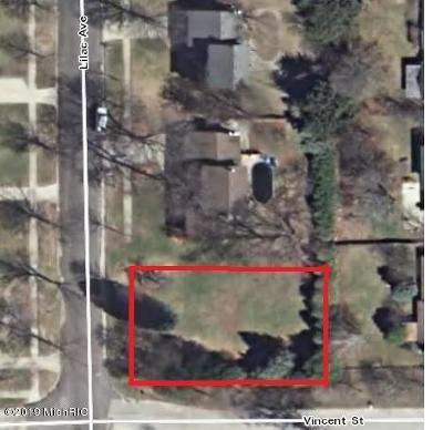 Big Rapids Residential Lots & Land For Sale: 711 Lilac Avenue #lot 4