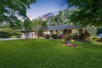 Single Family Home For Sale: 1854 Pinnacle Drive SW