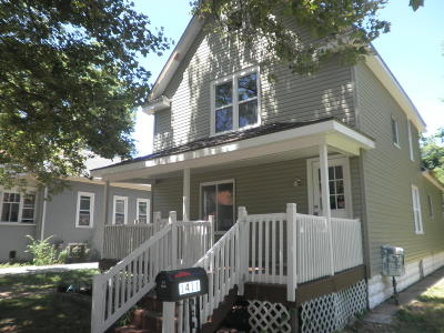 Kalamazoo Single Family Home For Sale: 1411 Clinton Avenue