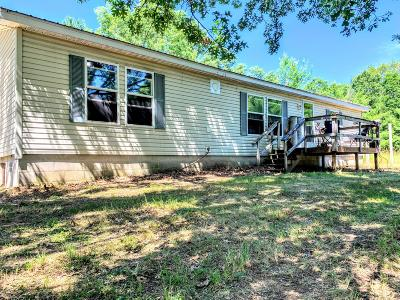 Reed City Single Family Home For Sale: 814 S Deer Lake Road