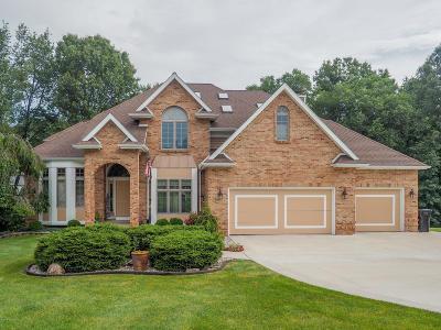 Kalamazoo Single Family Home For Sale: 7840 Shepherds Glen Court