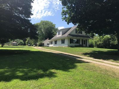 Plainwell Single Family Home For Sale: 928 9th Street