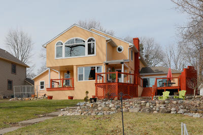Delton MI Single Family Home For Sale: $509,900