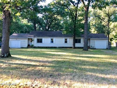 Clinton County, Gratiot County, Isabella County, Kent County, Mecosta County, Montcalm County, Muskegon County, Newaygo County, Oceana County, Ottawa County, Ionia County, Ingham County, Eaton County, Barry County, Allegan County Multi Family Home For Sale: 6496 White Road