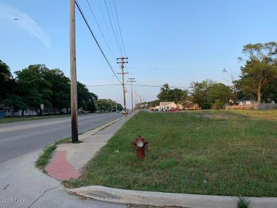 Muskegon County, Newaygo County, Oceana County, Ottawa County Residential Lots & Land For Sale: 721 E Laketon Avenue