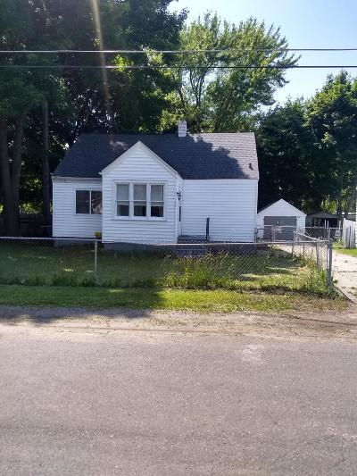 Berrien County Single Family Home For Sale: 808 Allen Drive