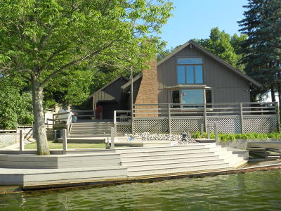 Single Family Home For Sale: 10822 Long Point Drive