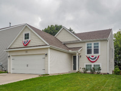 Richland Single Family Home For Sale: 8852 Cowley Court