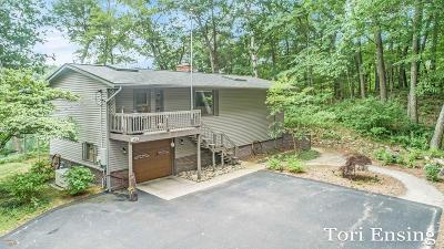Greenville Single Family Home For Sale: 1602 Como Lake Drive