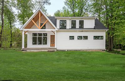 Union Pier MI Single Family Home For Sale: $648,500