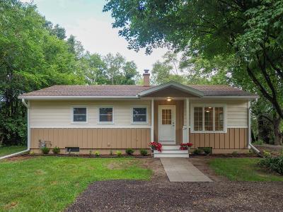 Plainwell Single Family Home For Sale: 602 Marsh Road