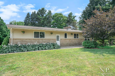 Caledonia Single Family Home For Sale: 4600 100th Street SE