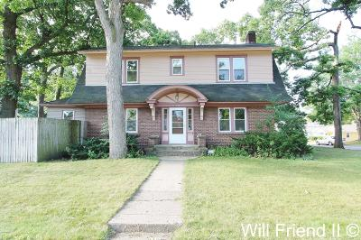 Grand Rapids MI Single Family Home For Sale: $159,900