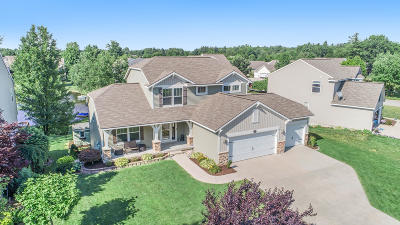 Muskegon Single Family Home For Sale: 14 Lake Haven Court