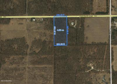 Berrien County, Branch County, Calhoun County, Cass County, Hillsdale County, Jackson County, Kalamazoo County, St. Joseph County, Van Buren County Residential Lots & Land For Sale: Featherstone Rd