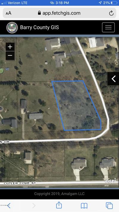Wayland Residential Lots & Land For Sale: V/L Lakeview Drive