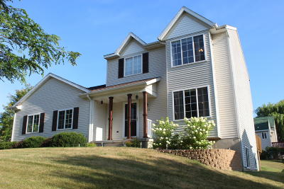 Rockford Single Family Home For Sale: 119 Rollingrock Drive