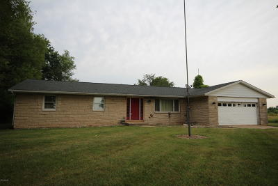 Vicksburg Single Family Home For Sale: 6253 E T Avenue