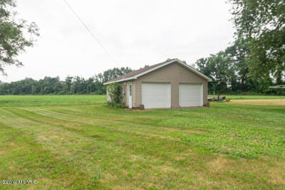 Berrien County, Branch County, Calhoun County, Cass County, Hillsdale County, Jackson County, Kalamazoo County, St. Joseph County, Van Buren County Residential Lots & Land For Sale: 875 S Werners Trail
