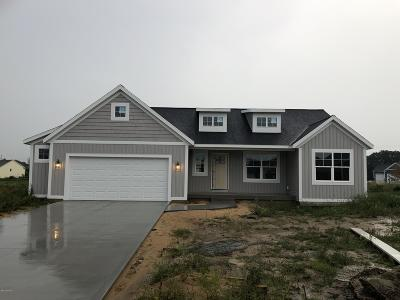 Zeeland Single Family Home For Sale: 6918 Citizen Lane