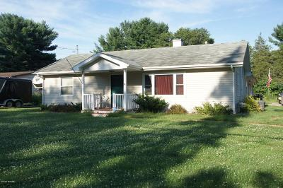 Single Family Home For Sale: 5405 Kay Drive