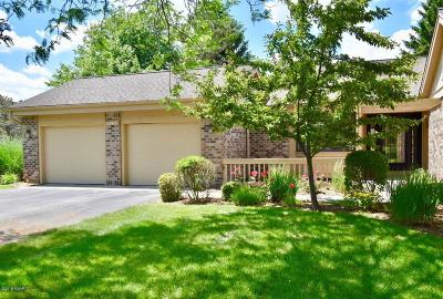 Clinton County, Gratiot County, Isabella County, Kent County, Mecosta County, Montcalm County, Muskegon County, Newaygo County, Oceana County, Ottawa County, Ionia County, Ingham County, Eaton County, Barry County, Allegan County Condo/Townhouse For Sale: 1361 Suncrest Drive NE #144