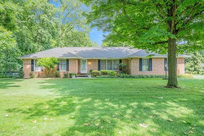 Buchanan Single Family Home For Sale: 15919 Edgewood
