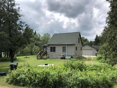 Benzie County, Charlevoix County, Clare County, Emmet County, Grand Traverse County, Kalkaska County, Lake County, Leelanau County, Manistee County, Mason County, Missaukee County, Osceola County, Roscommon County, Wexford County Single Family Home For Sale: 8353 SE Spruce Court
