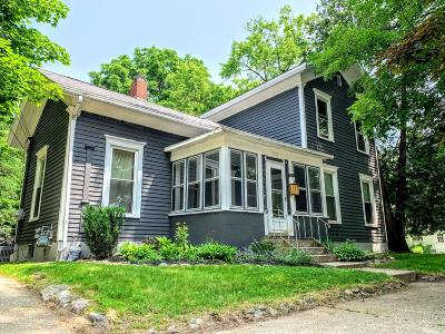Mecosta County Single Family Home For Sale: 314 Rust Avenue
