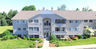 Clinton County, Gratiot County, Isabella County, Kent County, Mecosta County, Montcalm County, Muskegon County, Newaygo County, Oceana County, Ottawa County, Ionia County, Ingham County, Eaton County, Barry County, Allegan County Condo/Townhouse For Sale: 8418 Jasonville Court SE #65