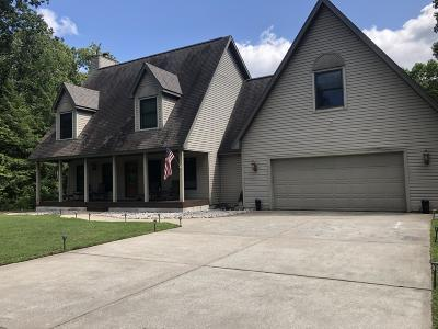 Muskegon Single Family Home For Sale: 2199 Becker Road