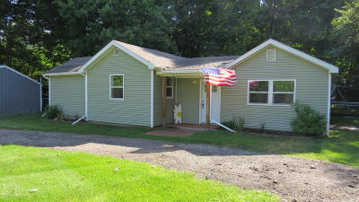 Otsego Single Family Home For Sale: 10472 Ravine Road