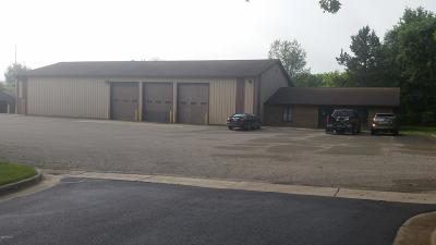 Rockford Commercial For Sale: 8620 Algoma Avenue NE