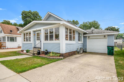 Clinton County, Gratiot County, Isabella County, Kent County, Mecosta County, Montcalm County, Muskegon County, Newaygo County, Oceana County, Ottawa County, Ionia County, Ingham County, Eaton County, Barry County, Allegan County Single Family Home For Sale: 130 Hanlon Court