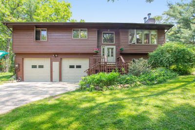 Muskegon County, Oceana County, Ottawa County Single Family Home For Sale: 3022 Cedar Hills Lane #B