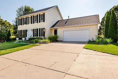 Coloma Single Family Home For Sale: 3226 Bluebird Lane Lane
