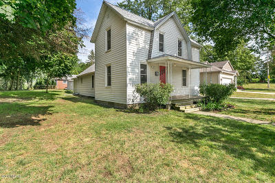 Single Family Home For Sale: 1350 Plymouth Avenue SE
