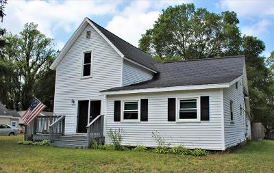 Belding Single Family Home For Sale: 813 N York Street