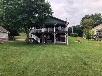 Muskegon County Single Family Home For Sale: 1890 West Lake Road