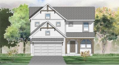 Zeeland Single Family Home For Sale: 2355 Trailside Drive #26