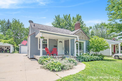 East Grand Rapids Single Family Home For Sale: 2728 Richards Drive SE