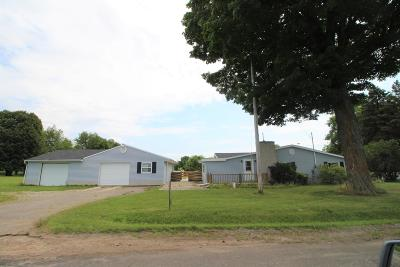Ionia MI Single Family Home For Sale: $124,900