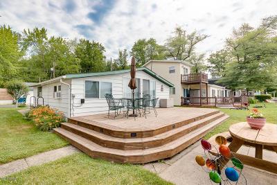 Eau Claire Single Family Home For Sale: 33483 Tice Avenue