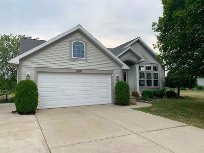 Hudsonville MI Single Family Home For Sale: $309,900