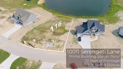 Zeeland Residential Lots & Land For Sale: 10011 Serengeti Lane #116