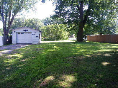 Dowagiac Residential Lots & Land For Sale: 114 Clyborn Street