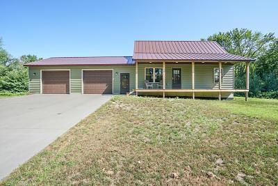 Kent City Single Family Home For Sale: 14555 Afton Avenue