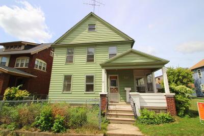 Single Family Home For Sale: 537 Livingston Avenue NE